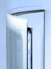 vidrio curvado con camara 2
